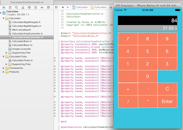 Unit Testing on XCode 5 With Example Project
