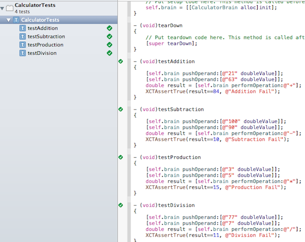 iOS Unit Testing by Example XCode 5