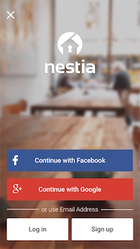 Nestia User